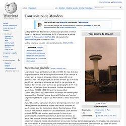 Tour solaire de Meudon