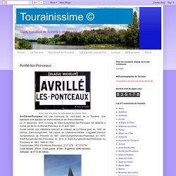 Tourainissime ©: Avrillé-les-Ponceaux