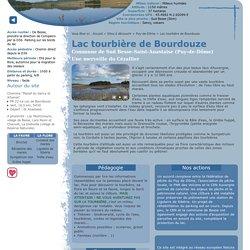 Lac tourbière de Bourdouze - Conservatoire d'espaces naturels d'Auvergne
