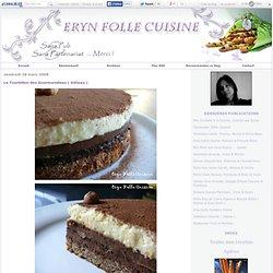 Le Tourbillon des Gourmandises ( Gâteau )