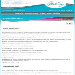 2ème réseau volontaire d'agences de voyage en France