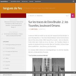 Sur les traces de Dora Bruder. 2 : les Tourelles, boulevard Ornano.