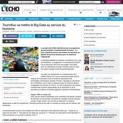 Tourinflux va mettre le Big Data au service du tourisme