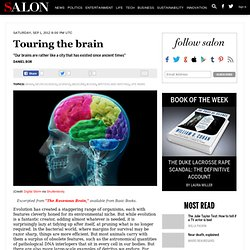 Touring the brain