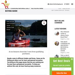 Best Touring Kayaks Reviews & Recommendation