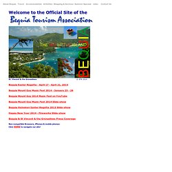 Bequia Tourism Association - welcome!