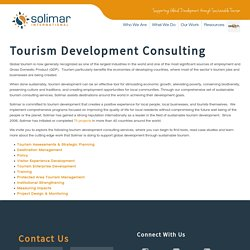 Tourism Development Consulting