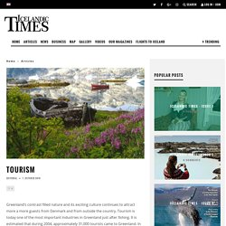 Tourism In Iceland - Icelandic Times