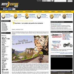Tourisme : La Lozère accueille les motards