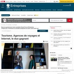 Tourisme. Agences de voyages et Internet, le duo gagnant