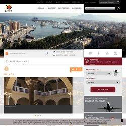 Tourisme à Málaga en Andalousie, Espagne