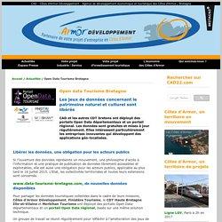 Open Data Tourisme Bretagne – De nouvelles données libérées