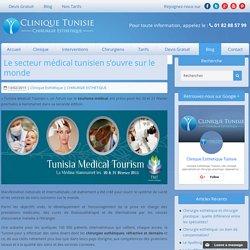 Forum de Tourisme Médical en Tunisie 2015