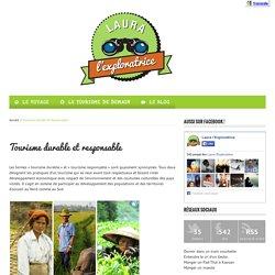Tourisme durable et responsable