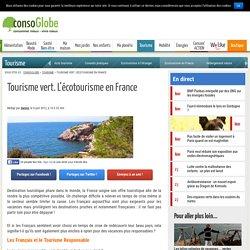 Tourisme vert. L'écotourisme en France