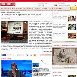 Le « e-tourisme » également en plein boum - Aude - Littoral