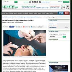 Le tourisme médical en expansion régulière