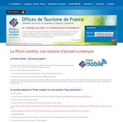 Offices de Tourisme de France - Fédération Nationale