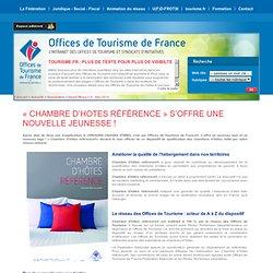 Offices de Tourisme de France - Fédération Nationale