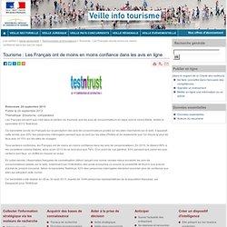 Tourisme : Les Français ont de moins en moins confiance dans les avis en ligne
