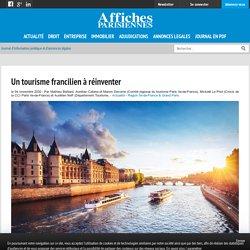 Un tourisme francilien à réinventer