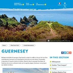 Tourisme à Guernesey