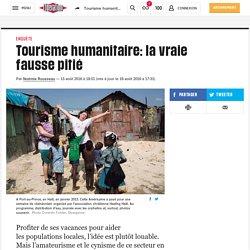 (20+) Tourisme humanitaire : la vraie fausse pitié
