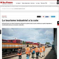 Le tourisme industriel a la cote