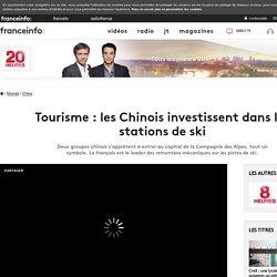 Tourisme : les Chinois investissent dans les stations de ski