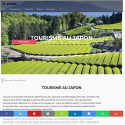 Tourisme au Japon, + de 80 sites touristiques