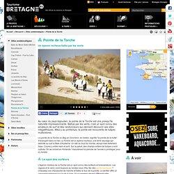 Tourisme Pointe de la Torche - Plages, surf Bretagne Sud