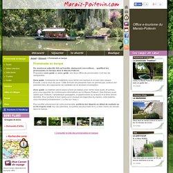 Tourisme marais poitevin et venise verte, hébergement, gite, hotel, chambre d'hote table - Office e-toursime du marais poitevin