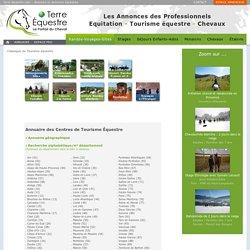 Tourisme Equestre en France et à l'Etranger sur TERRE-EQUESTRE.COM : programme détaillé et photos de randonnée à cheval, voyages à cheval, raid équestre, séjour équestre