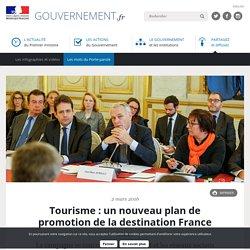 Tourisme : un nouveau plan de promotion de la destination France