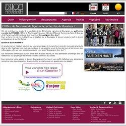L'Office de Tourisme de Dijon à la recherche de Greeters