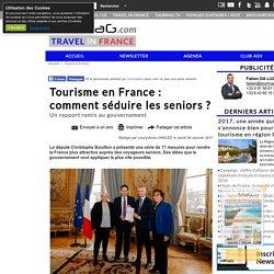 Tourisme en France : comment séduire les seniors ?
