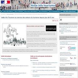 Veille info tourisme - Veille Info Tourisme au service des acteurs du tourisme depuis plus de10 ans