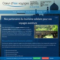 tourisme solidaire Inde Népal : voyage aventure - Coeur d'Asie Voyages