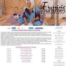 Tourisme Tunisien avant et après la révolution