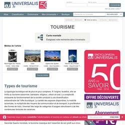 TOURISME, Types de tourisme