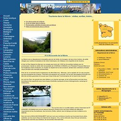 Visites, vacances et sorties en Bourgogne