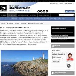 Développer un tourisme durable