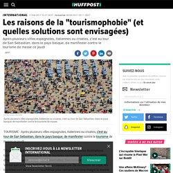 """Les raisons de la """"tourismophobie"""" (et quelles solutions sont envisagées)"""