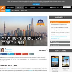 Top Tourist Attractions 2015