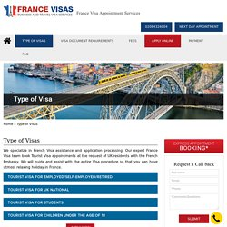 Get To Know about Your France Visa Services Online for Visa Process