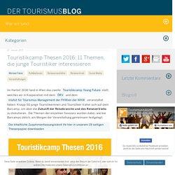 Zukunft Reisebüro (Zsfassung Barcamp)