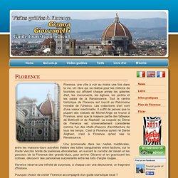 Guide touristique de Florence: Gianna Giovannetti
