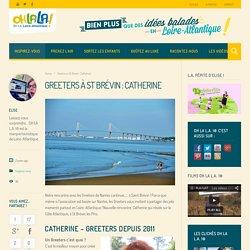 Guide touristique à St Brévin les Pins avec les Greeters : Catherine