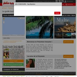 Le guide touristique Petit Futé TAHITI - POLYNESIE