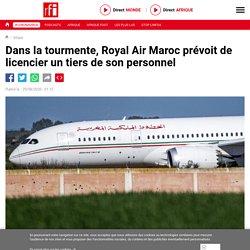 Dans la tourmente, Royal Air Maroc prévoit de licencier un tiers de son personnel